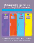 Differentiated Instruction in the English Classroom cover