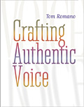 Crafting Authentic Voice cover