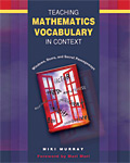 Teaching Mathematics Vocabulary in Context cover