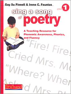 Sing a Song of Poetry, Grade 1
