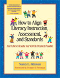 How to Align Literacy Instruction, Assessment, and Standards cover