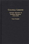 Colonial Lessons