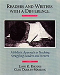 Readers and Writers with a Difference cover