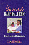 Beyond Traditional Phonics cover