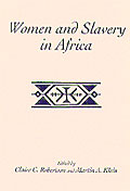 Women & Slavery in Africa cover