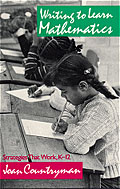 Writing to Learn Mathematics cover
