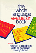 The Whole Language Evaluation Book cover
