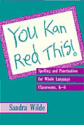 You Kan Red This!