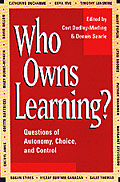 Who Owns Learning? cover