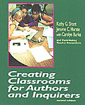 Creating Classrooms for Authors and Inquirers, Second Edition cover