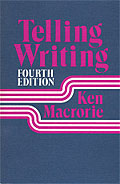 Telling Writing cover