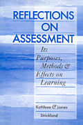Reflections on Assessment cover