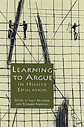 Learning to Argue in Higher Education cover