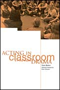 Acting in Classroom Drama cover