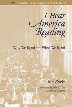 I Hear America Reading cover