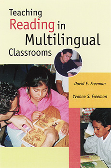 Teaching Reading in Multilingual Classrooms cover