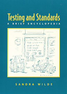 Learn more aboutTesting and Standards