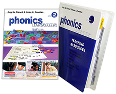 Phonics Lessons, Grade 2 cover