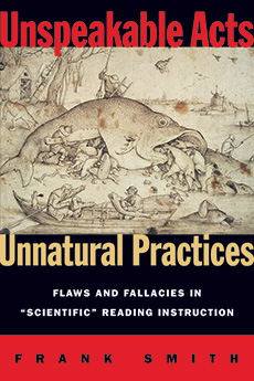 Unspeakable Acts, Unnatural Practices cover