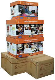 Fountas & Pinnell Leveled Literacy Intervention Orange System