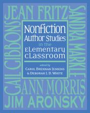 Nonfiction Author Studies in the Elementary Classroom cover
