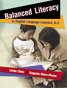 Balanced Literacy for English Language Learners, K-2 cover