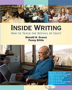 Inside Writing cover
