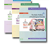 The Math with a Laugh Series (PACKAGE)