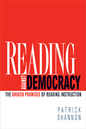 Reading Against Democracy cover