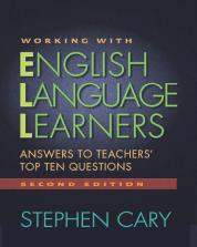 Working with English Language Learners, Second Edition cover