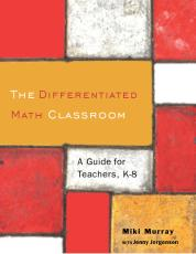 The Differentiated Math Classroom cover