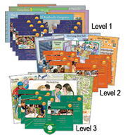 Contexts for Learning Mathematics : 3-level Bundle cover