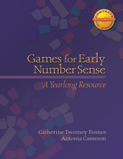 Games for Early Number Sense cover