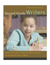 Second Grade Writers