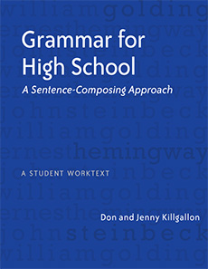 Grammar for High School cover