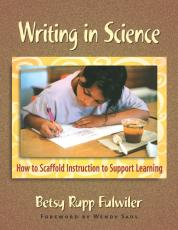 Writing in Science cover
