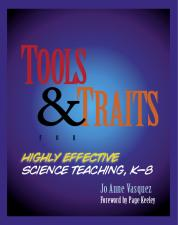 Tools and Traits for Highly Effective Science Teaching, K-8 cover