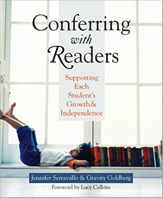 Conferring with Readers cover