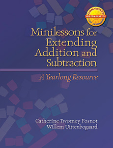Minilessons for Extending Addition and Subtraction
