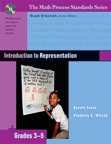 Introduction to Representation, Grades 3-5 cover
