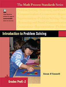 Introduction to Problem Solving, Grades PreK-2 cover