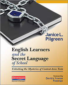 English Learners and the Secret Language of School cover