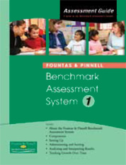 Benchmark Assessment System 1 Assessment Guide A Guide to the Benchmark Assessment System 1