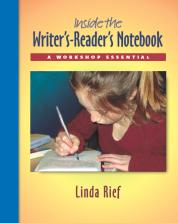 Inside the Writer's-Reader's Notebook pack cover