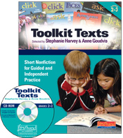 Toolkit Texts: Grades 2-3 cover