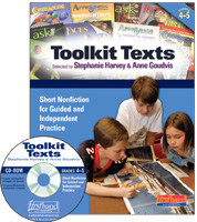 Toolkit Texts: Grades 4-5 cover