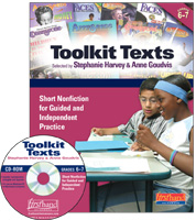Toolkit Texts: Grades 6-7 cover