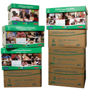 Fountas & Pinnell Leveled Literacy Intervention (LLI) Green System