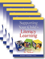 Supporting Your Child's Literacy Learning cover