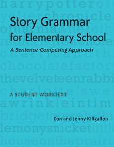 Story Grammar for Elementary School cover